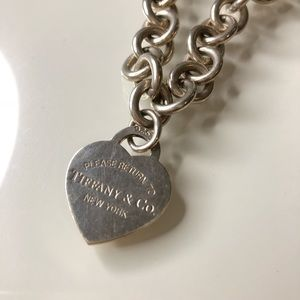 Return To Tiffany Sterling Silver Necklace